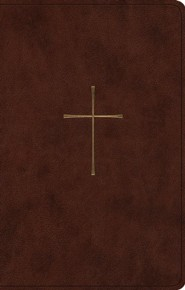 Brown with Cross