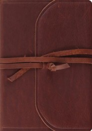 Genuine Leather Brown - Slightly Imperfect