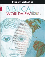 BJU Press Biblical Worldview Student Activities (KJV Edition)