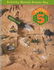 Science Grade 5 Student Activities Key (4th Edition)