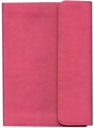 KJV New Testament with Psalms and Proverbs, pink magnetic flap