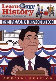 The Reagan Revolution DVD, Mike Huckabee's Learn Our History Series