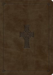 Imitation Leather Green Book Black Letter Celtic