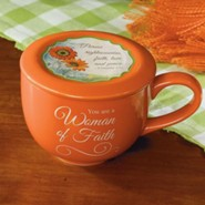 Woman of Faith Soup Mug