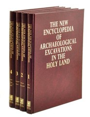 New Encyclopedia of Archaeological Excavations in the Holy Land (Volumes 1-4)