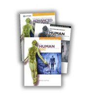 Exploring Creation with Advanced Biology: The Human Body Advantage Set (2nd Edition)