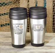 Fishers Of Men Travel Mug
