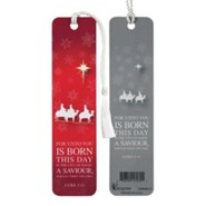 For Unto You Is Born Bookmark