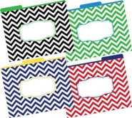 Chevrons Bold File Folders (Pack of 12)