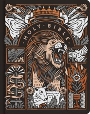 ESV Single Column Journaling Bible, Artist Series (Joshua Noom, The Lion and the Lamb)