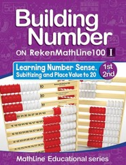 Building Number on RekenMathLine 100 Part 1 (Grade 1) Teacher Support