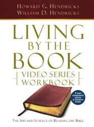 Living by the Book Video Series Workbook (for the 7-part series)
