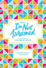 I'm Not Ashamed Coloring Book/Journal