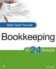 Alpha Teach Yourself: Bookkeeping in 24 Hours