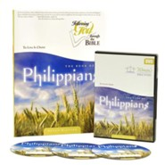 The Book of Philippians: To Live Is Christ, DVD Study  (Following God through the Bible Series)