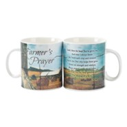 Farmer's Prayer, Stoneware Mug, 20 oz.