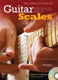 The Complete Book of Guitar Scales  -     By: Phil Capone