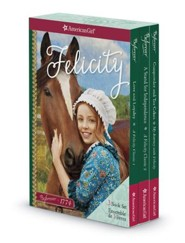 Felicity Boxed Set, 3 Volumes