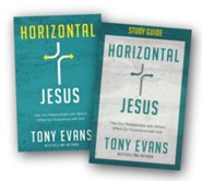 Horizontal Jesus, Book & Study Guide
