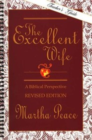 The Excellent Wife: Teacher's Guide