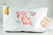 Be-You-Tiful Cosmetic Pouch