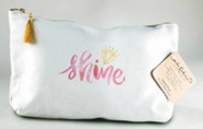 Shine Cosmetic Pouch