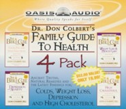 Dr. Colbert Family Guide to Health - audiobook on CD