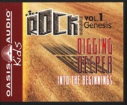 HCSB Kidz Rock Volume #1: Digging into the Beginnings Audio Bible on CD