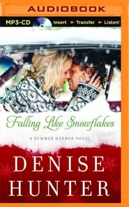 Falling Like Snowflakes - unabridged audio book on MP3- CD  -     By: Denise Hunter