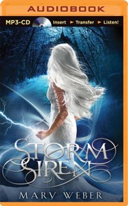 Storm Siren - unabridged audio book on MP3-CD  -     Narrated By: Christine Stevens     By: Mary Weber