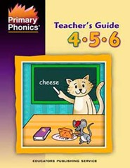 Primary Phonics 4-6 Audio CD