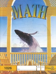 Latest Edition Math PACE 1026, Grade 3