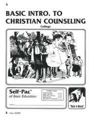 Introduction To Christian Counsel Self-Pac 8