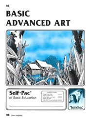 Advanced Art Self-Pac 98, Grades 9-12