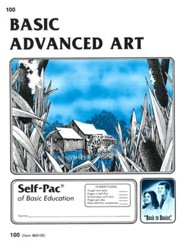Advanced Art Self-Pac 100, Grdes 9-12