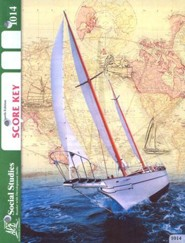4th Edition Social Studies SCORE Key 1014, Grade 2