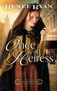 Once an Heiress - unabridged audio book on CD