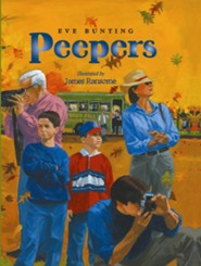 Peepers Picture Book   -     By: Eve Bunting