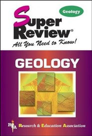 Super Review Geology 2nd edition