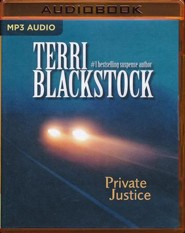 Private Justice - unabridged audio book on MP3-CD
