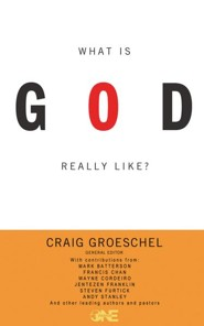 What Is God Really Like? - unabridged audio book on CD