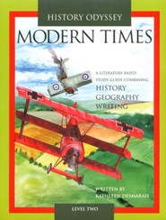 History Odyssey: Modern Times, Level Two Grades 7-9