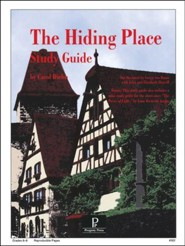 The Hiding Place Progeny Press Study Guide, Grades 6-9