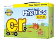 Meet the Phonics: Blends Easy Reader Books