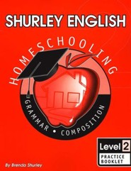Shurley English Level 2 Practice Booklet