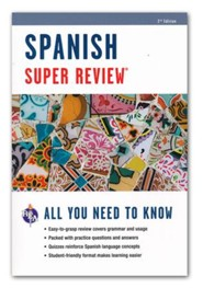 Spanish Super Review, 2nd Ed.