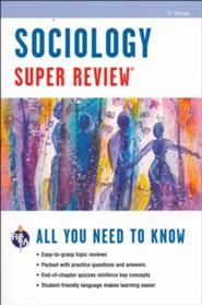 Sociology Super Review, 2nd. Ed.