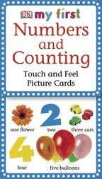My 1st Touch & Feel Picture Cards: Numbers  -