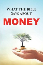 What The Bible Says About Money, minibook