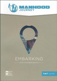 Manhood Journey: Embarking-1 on 1 Discussion Guide